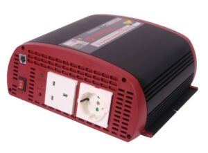 Sterling Power Quasi Sine Wave Inverter 12V 1000W inc RC - I121000