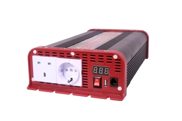 Sterling Power Pure Sine Wave Inverter 12V 2200W RCD – SIBR122200