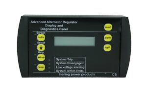 Sterling Power Remote Control for Advanced Digital Alternator Regulator Pro reg D + DW - PDARR
