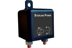 Sterling Power Conventional Ignition Fed Relays 24V 120A – R12120