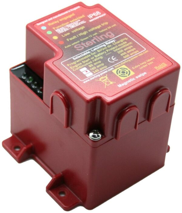 Latching Relay Pro Latch 80A