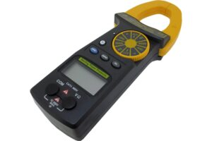 DC Clamp Ammeter and Voltmeter CLAMP1