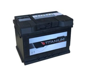 Titanium CMF56077 Starter Battery: Type 075