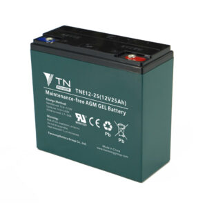 TN Power TNE12-25 VRLA Deep Cycle Battery