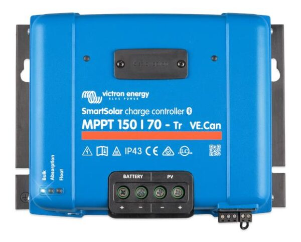 Victron Energy SmartSolar MPPT 150/70-Tr VE.Can - SCC115070411