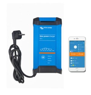 Victron Energy Blue Smart IP22 Charger 12/30(3) 230V CEE 7/7 - BPC123048002