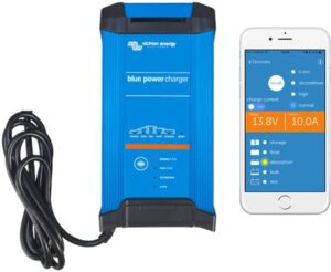 Victron Energy Blue Smart IP22 Charger 24/16(1) 230V UK - BPC241647022