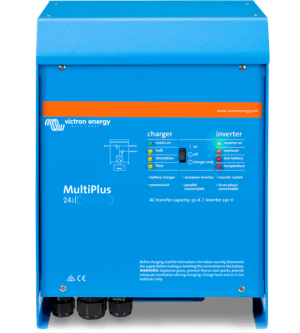 Victron Energy MultiPlus Compact 24/2000/50-50 120V VE.Bus - CMP242200100